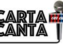 CARTA CANTA , ogni lunedì su Radio MilanInter dalle 15 alle 18