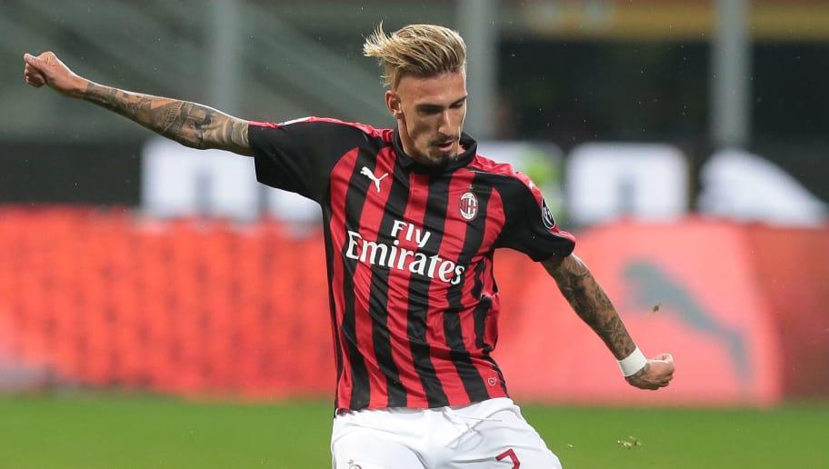 Maglia Home AC Milan SAMUEL CASTILLEJO