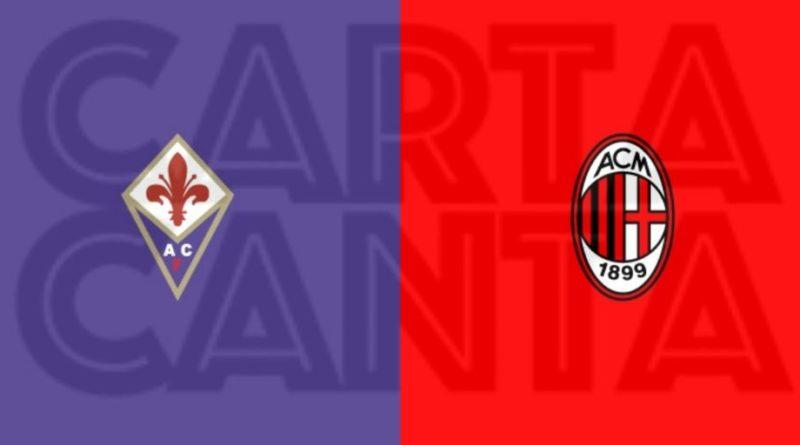 Le PAGELLE rossonere di Fiorentina-Milan 1-1. 25° GIORNATA