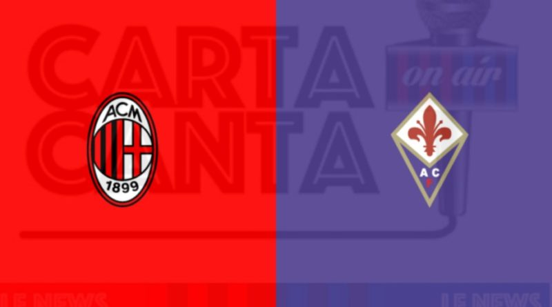 Le PAGELLE rossonere di Milan-Fiorentina 2-0. 9° GIORNATA SERIE A.