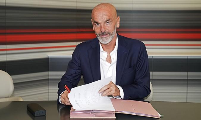 UFFICIALE: STEFANO PIOLI E' IL NUOVO ALLENATORE DEL MILAN
