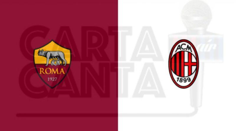 Le PAGELLE rossonere di Roma-Milan 1-2. 24° GIORNATA SERIE A.