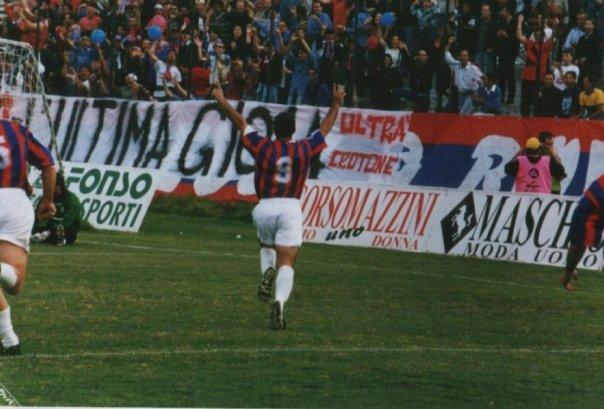Maurizio BALESTRIERI il bomber predatore d'area  che fece innamorare anche il MILAN.