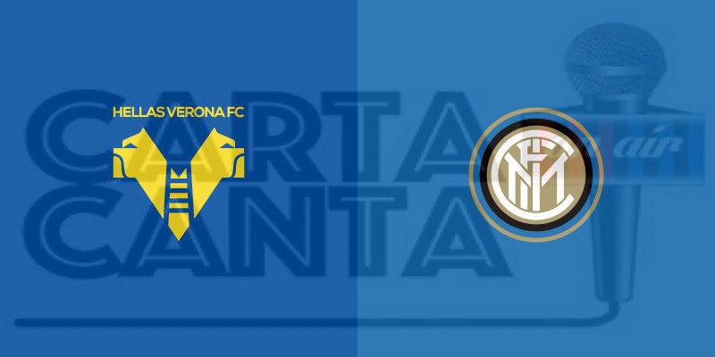 Le PAGELLE nerazzurre di Hellas Verona-Inter 2-2. 31° GIORNATA