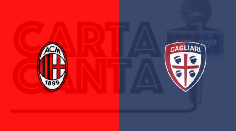 Le PAGELLE rossonere di Milan- Cagliari 3-0. 38° GIORNATA