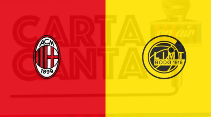 Le PAGELLE rossonere di Milan-Bodø Glimt 3-2. 3° TURNO PREL. EUROPA LEAGUE