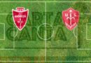 LE PAGELLE biancorosse di Monza-Triestina 3-0. 2° TURNO ELIM. COPPA ITALIA