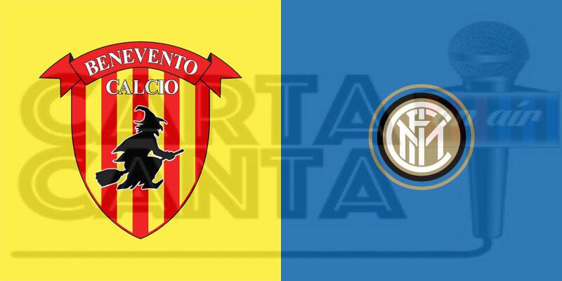 Le PAGELLE nerazzurre di Benevento-Inter 2-5. RECUPERO 1° GIORNATA SERIE A.