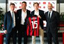 Comunicato UFFICIALE: J.P. HAUGE è un giocatore di AC MILAN. Contratto fino al 2025.