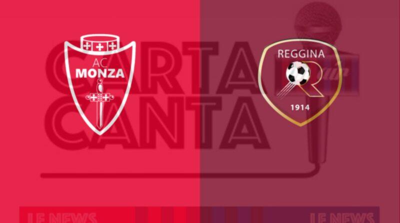LE PAGELLE biancorosse di Monza- Reggina 1-0. 9°GIORNATA SERIE B