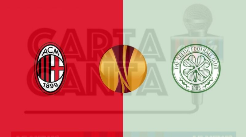 "Le PAGELLE rossonere di Milan- Celtic 4-2. 5° GIORNATA GIRONE ""H"" E. LEAGUE"