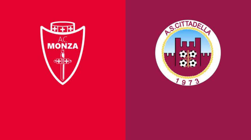 LE PAGELLE biancorosse di Monza- Cittadella 0-0. 25° GIORNATA SERIE B