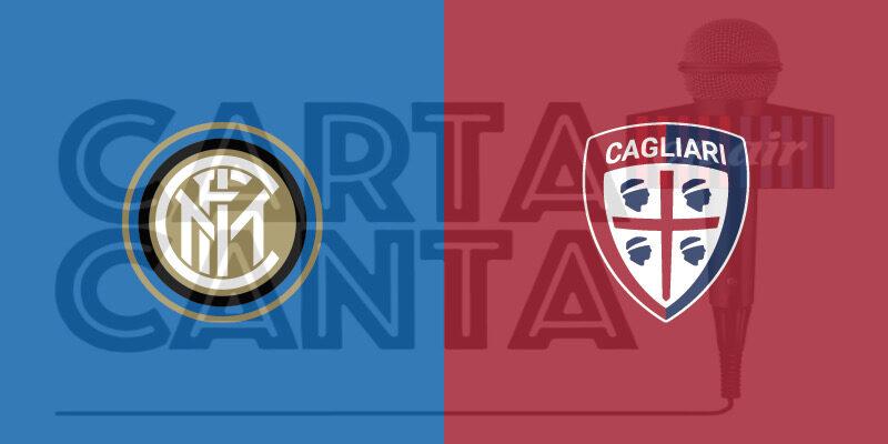 Le PAGELLE nerazzurre di Inter-Cagliari 1-0. 30° GIORNATA SERIE A.