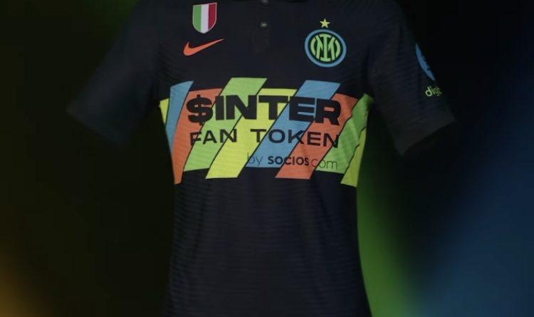 INTER, UFFICIALE la TERZA maglia: kit nero e colori FLUORESCENTI. La spiegazione del club.